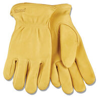 Kinco Men's Unlined Deerskin Glove