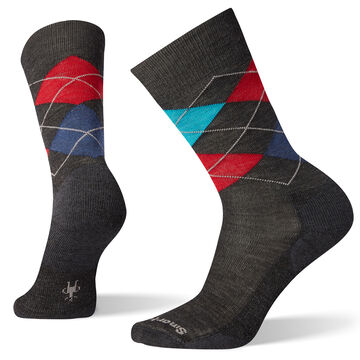 SmartWool Mens Diamond Jim Crew Sock