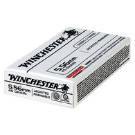 Winchester 5.56 NATO 50 Grain Jacketed Frangible Lead-Free Rifle Ammo (20)