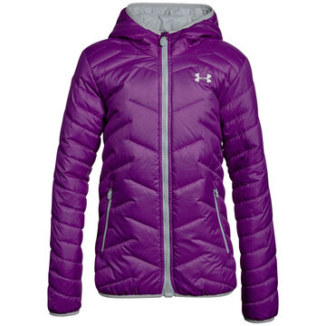 Under Armour Girls UA ColdGear Reactor Yonders Jacket