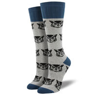 Socksmith Women's Outlands Owl Boot Sock