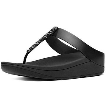 FitFlop Women's Fino Toe-Thong Sandal
