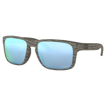 Oakley Holbrook Woodgrain Collection Prizm Polarized Sunglasses