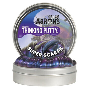 Crazy Aarons Super Scarab Illusions Thinking Putty - 3.2 oz.