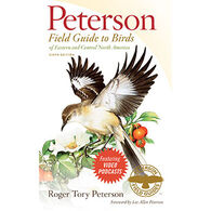 Peterson Field Guide to Birds of Eastern and Central North America, 6th Edition by Roger Peterson