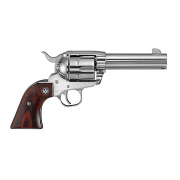 Ruger Vaquero Stainless 45 Colt 4.62 6-Round Revolver