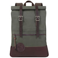 Duluth Pack Deluxe Roll Top Scout 13-17 Liter Backpack