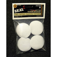 Seal 1 Cotton Cleaning Patch - 100 Pk.