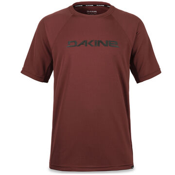 Dakine Mens Rail Short-Sleeve Bike Jersey