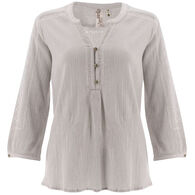 Aventura Women's Hartley Peasant Top