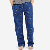 Life is Good Men's Tossed Jake Football Classic Sleep Pant