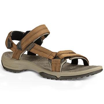 Teva Womens Terra Fi Lite Leather Sandal