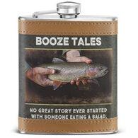 Big Sky Carvers Booze Tales Flask