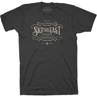 Ski The East Men's Get Barreled Short-Sleeve T-Shirt