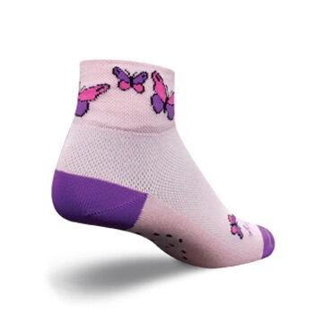 SockGuy Womens Butterfly 2 Sock