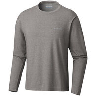 Columbia Men's Thistletown Park Crew-Neck Long-Sleeve Shirt