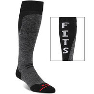 Fits Unisex Light Ski Over-The-Calf Sock