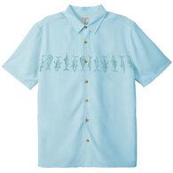 O'Neill Men's Jack O'Neill Fishers Wharf Short-Sleeve Shirt