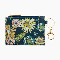 Karma Women's Floral Zip ID Holder