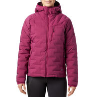 Mountain Hardwear Women's Super DS Stretchdown Hooded Insulated Jacket