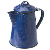GSI Outdoors Enamelware 6 Cup Coffee Pot