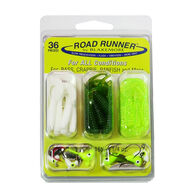 Blakemore Road Runner 36-Piece All Conditions Jig Lure Kit