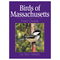 Birds of Massachusetts Field Guide by Stan Tekiela