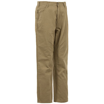 Berne Mens Wash Duck Carpenter Pant