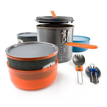 GSI Outdoors Pinnacle Dualist II Cook System