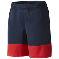Columbia Boys' Solar Stream Stretch Short Swim Trunk