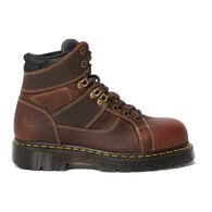 Dr. Martens AirWair Men's Ironbridge Extra Wide Leather Steel Toe Work Boot