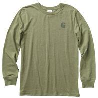 Carhartt Boy's Outdoors Long-Sleeve Shirt