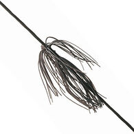 Saunders Whisper Whiskers Black String Silencer - 2 Pair