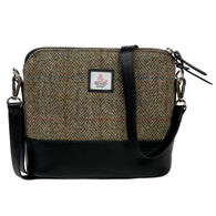 Bronte Moon Women's Harris Tweed Square Shoulder Bag