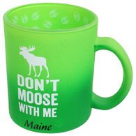 Cape Shore Maine Don't Moose With Me Velvet Mug