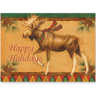 Cape Shore Moose Boxed Christmas Cards