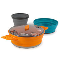 Sea to Summit X-Set 21 Cook Set - X-Pot, X-Bowl & X-Mug