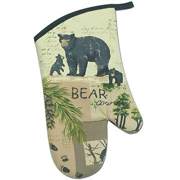 Kay Dee Designs Wilderness Bear Oven Mitt
