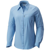 Columbia Women's Silver Ridge Long-Sleeve Shirt