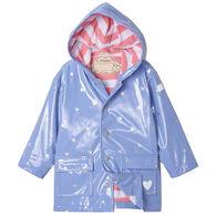 Hatley Girl's Twilight Stars Raincoat
