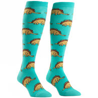 Sock It To Me Women's Tacosaurus Sock