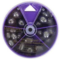 Danielson EnviroQuest Steel Bass Casting Sinker Dial-Selector Kit