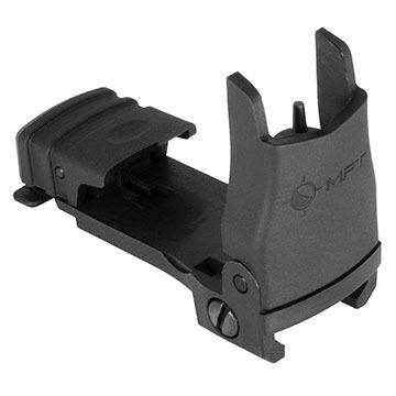 Mission First Tactical Back Up Polymer Flip up Front Sight