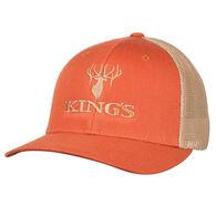 King's Camo Men's Flexfit Mesh Hat