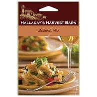 Halladay's Harvest Barn Scampi Mix