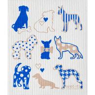 Wet-it! Swedish Cloth - Dog Lover Blue