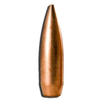 """Nosler Custom Competition 30 Cal. 168 Grain .308"""" HP Rifle Bullet (100)"""