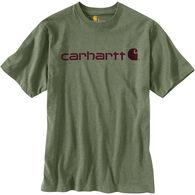Carhartt Men's Logo Short-Sleeve T-Shirt