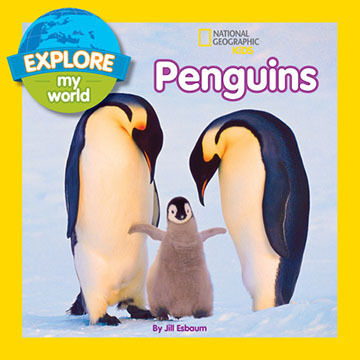 Explore My World Penguins By Jill Esbaum