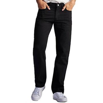 Lee Jeans Mens Regular Fit Straight Leg Jean